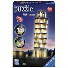 RAVENSBURGER PUZZLE 3D – TORRE DI PISA NIGHT EDITION