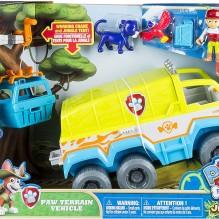 PAW PATROL- Jungle Rescue
