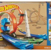 Hot wheels Connessioni Track Builder