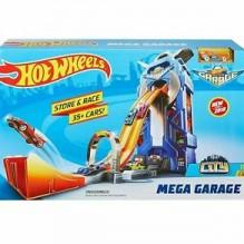 HOT WHEELS CITY Mega Garage