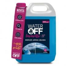 Detergente invernale per vaschette lavavetri -20°C