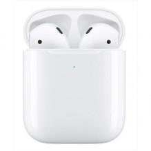 APPLE – AirPods con custodia Wireless (2019) – White